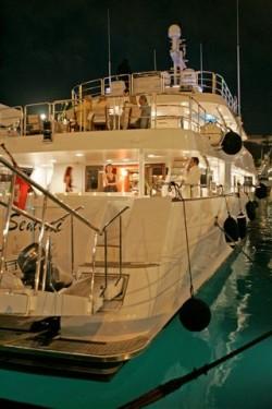 Yacht events in Monaco organisation