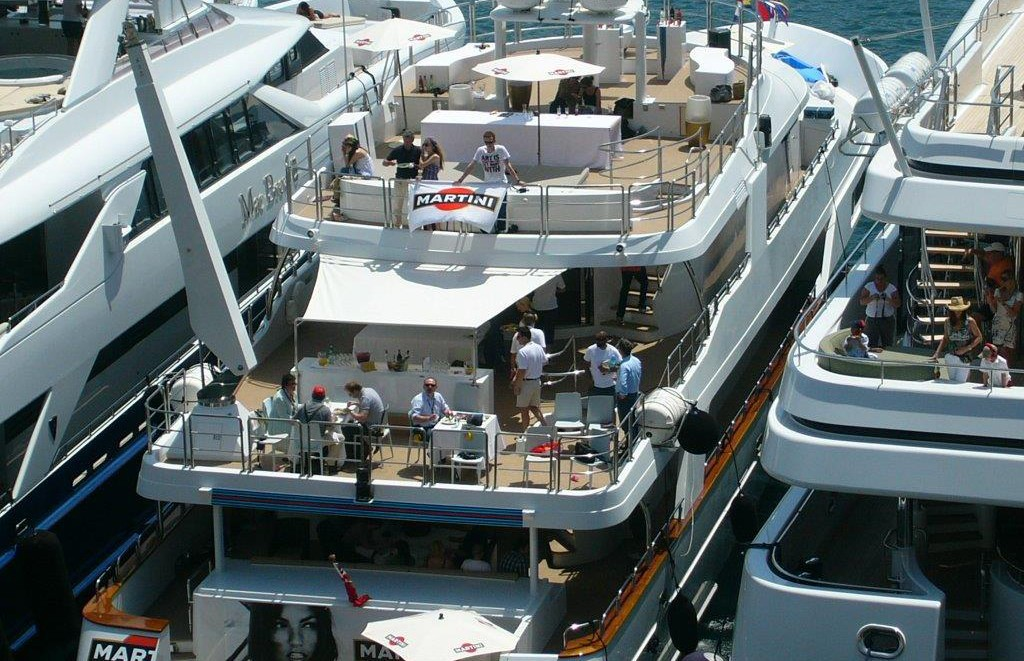 charter and brokerage Monaco