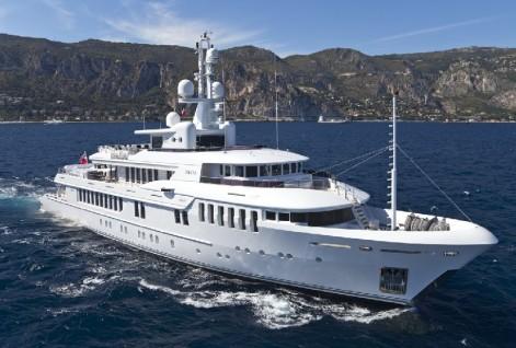 M/Y KINTA 55M for sale Monaco