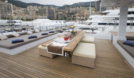 Sensei charter Monaco